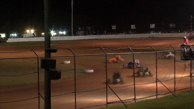 USAC Oklahoma Sprints at Red Dirt Raceway FULL Sat Oct 3, 2020