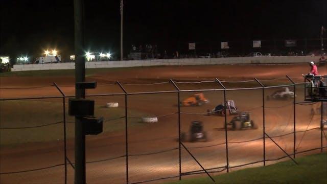 USAC Oklahoma Sprints at Red Dirt Rac...