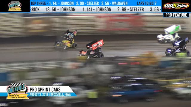 Knoxville Pro Series Highlights