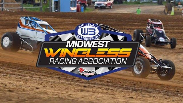 MWRA Sprints  Salina Speedway 8/28/21