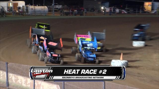 305 Sprints at Lawton Speedway FULL Sat Aug 29, 2020