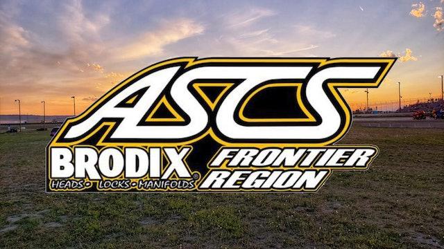 ASCS Frontier Region  Gallatin Speedway  8/27/21