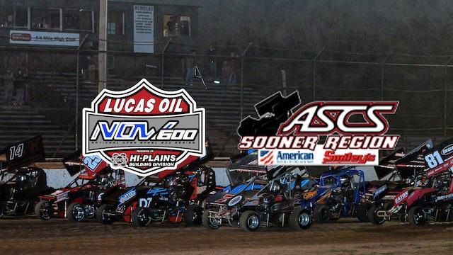 Lucas Oil ASCS Sooner & NOW600 Creek County Speedway - 4/30/2021