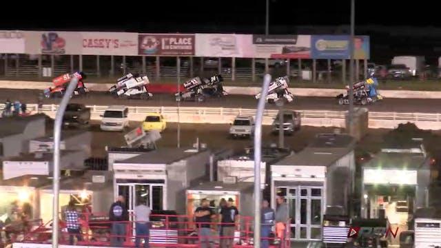 Lucas Oil ASCS I-80 Speedway