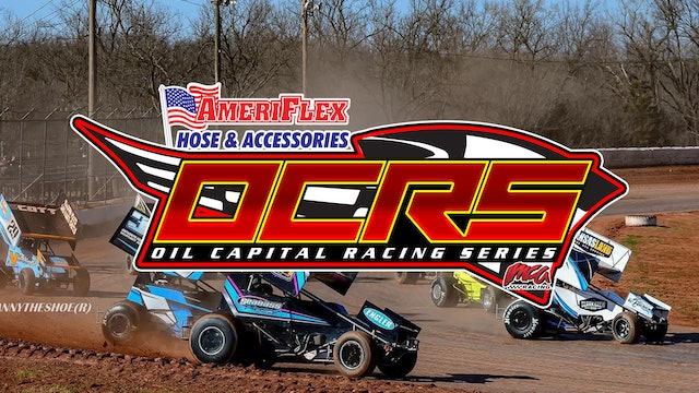 OCRS Sprints  Red Dirt Raceway  10/16/21