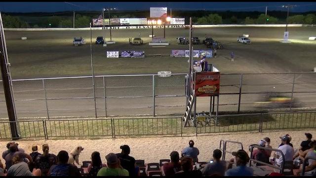 ASCS Elite Series Prelims Heart O' Texas Speedway Fri Aug 7, 2020