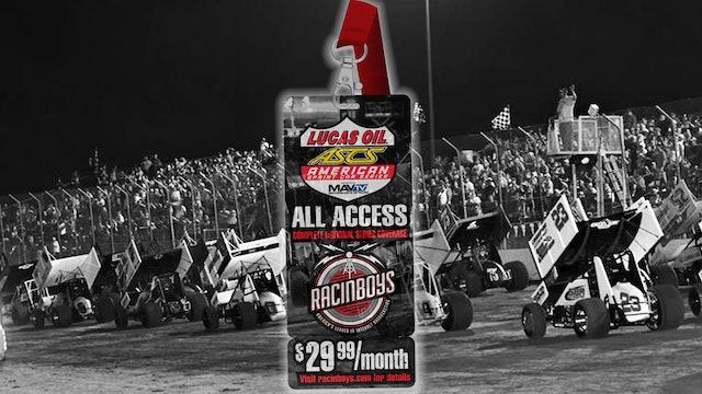 Oilfire Iron Man 55  Creek County Speedway  9/5/21