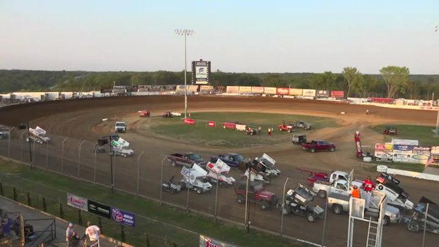 ASCS Warrior Region Lake Ozark Speedway