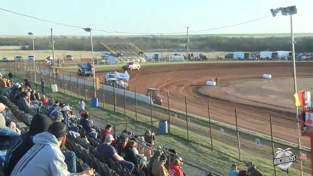 OCRS Sprints Lawton Speedway 3-27-21