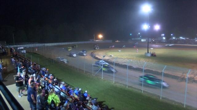 USMTS A-Main Ark-La-Tex Speedway 9/11/20