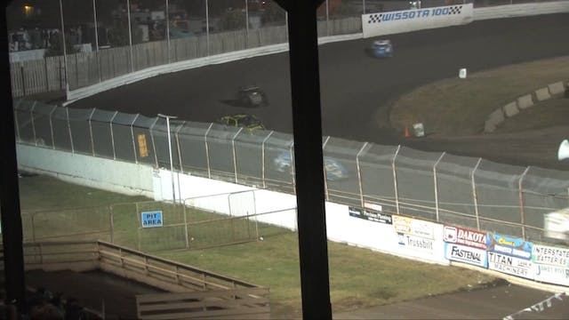 Wissota 100 Modified A-Main 9/19/15