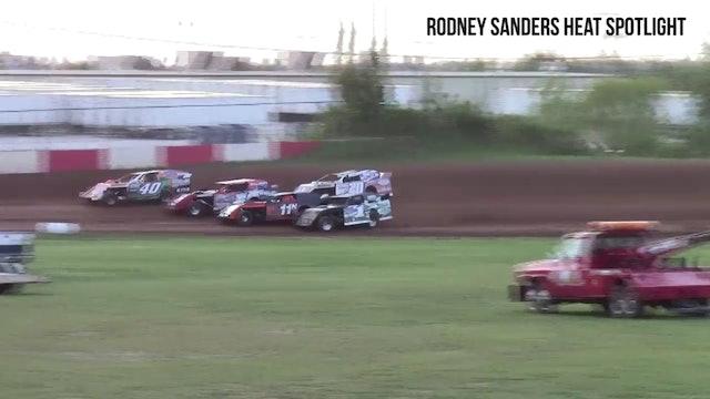 USMTS Rodney Sanders Heat Spotlight Monett 04/22/12