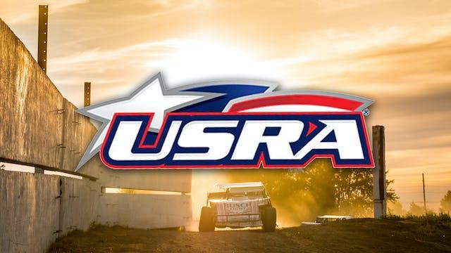 USRA B-Mod A-Main Deer Creek Speedway...