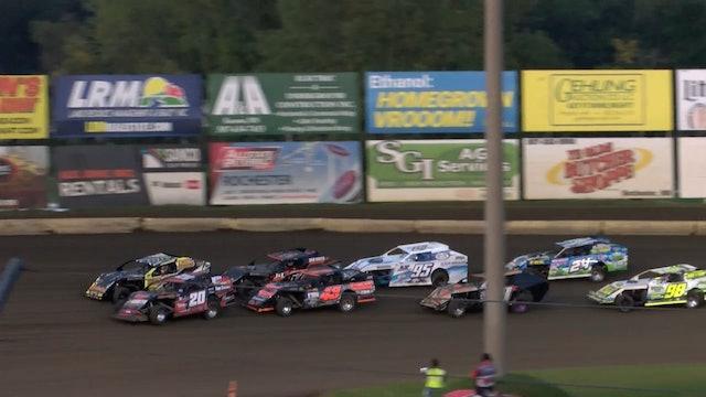 USRA B-Mod Heats Fall Jamboree Deer Creek Speedway 9/20/19