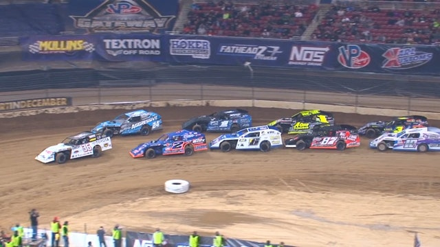 Gateway Nationals Modified Prelim A-Main #2 11/30/18