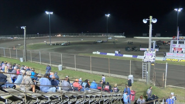 Modified Mania AMS C-Main Tri-City Speedway 9/26/19