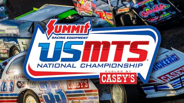 LIVE USMTS Hamilton County Speedway 6/5/21