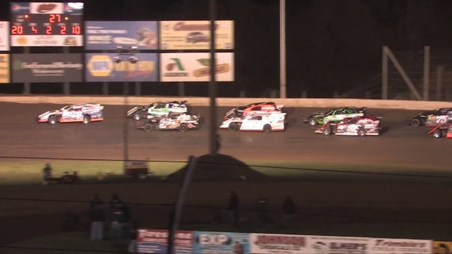 USMTS Fall Jamboree A Main Deer Creek Speedway 9/21/14