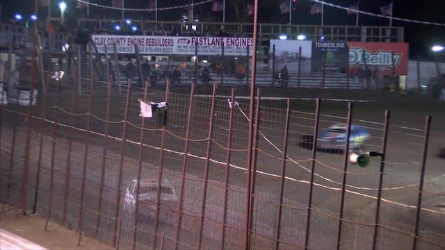 Usra Hobby Stocks Heats I-35 Speedway...