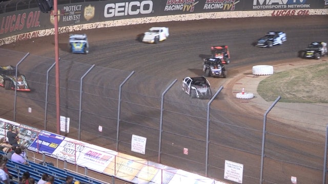 USRA Modified A-Main Lucas Oil Speedway 6/29/17