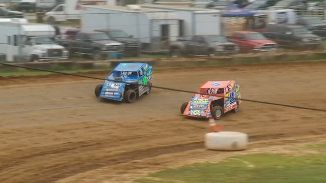 AMS Modified Heats Brownstown 7/14/18
