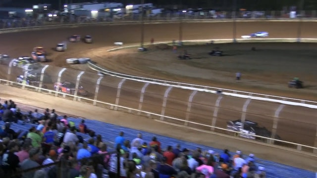 3rd Annual Armadillo Nationals Modified Last Chance Qualifier 9/19/15