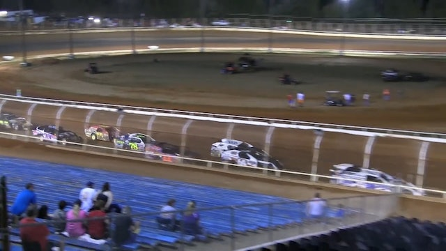 3rd Annual Armadillo Nationals Modified Main 2015