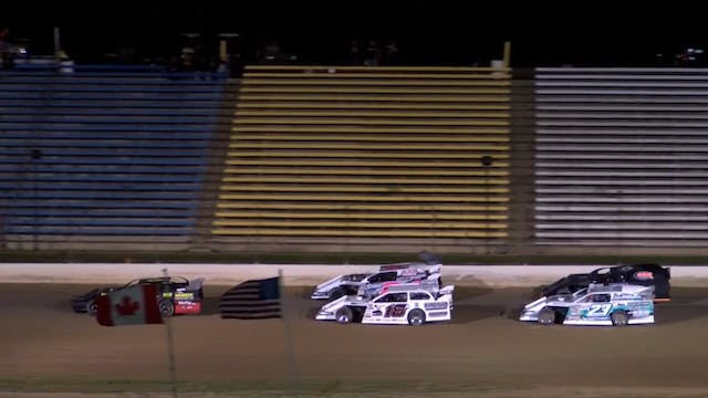 Wissota 100 Modified A-Main I-94 Spee...