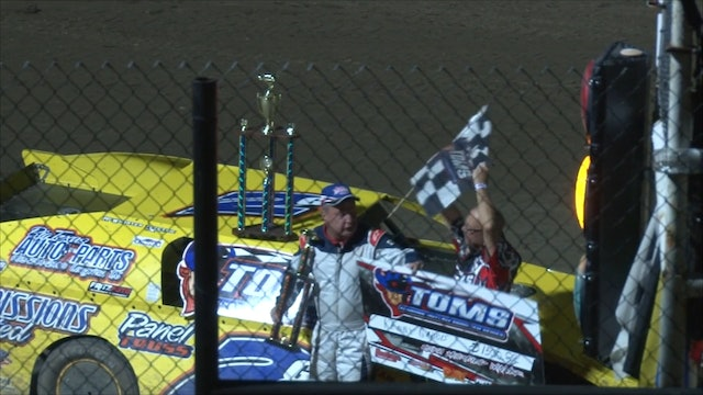 Toms A-main At Southern Oklahoma Speedway 8-4-18