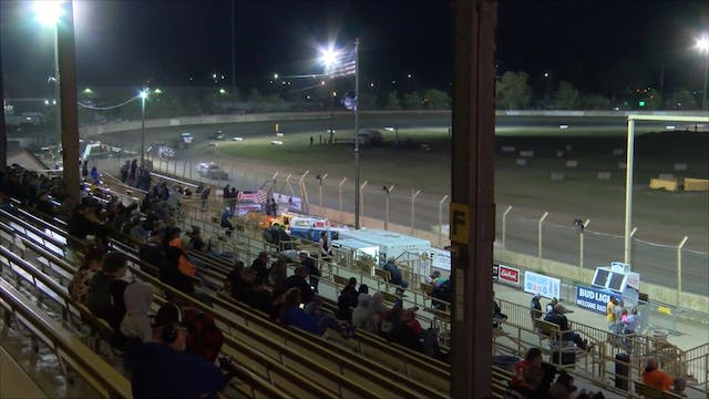 USRA B Mod A-Main at Kansas State Fai...