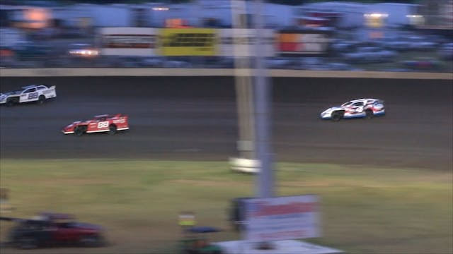 USRA Modified Heats at Salina Highban...