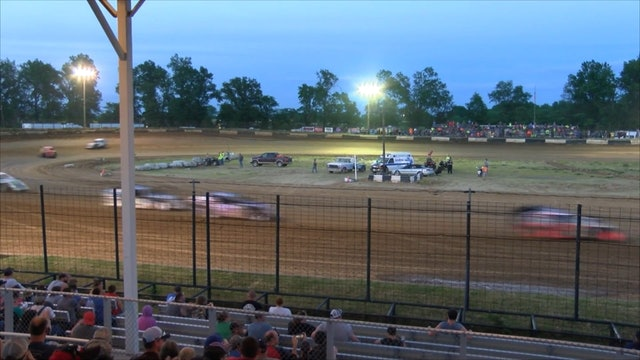 AMS Modified A-Main 1 Fayette County Speedway 5/26/19