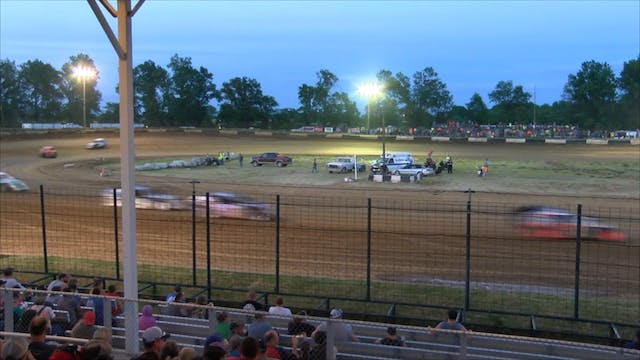 AMS Modified A-Main 1 Fayette County ...