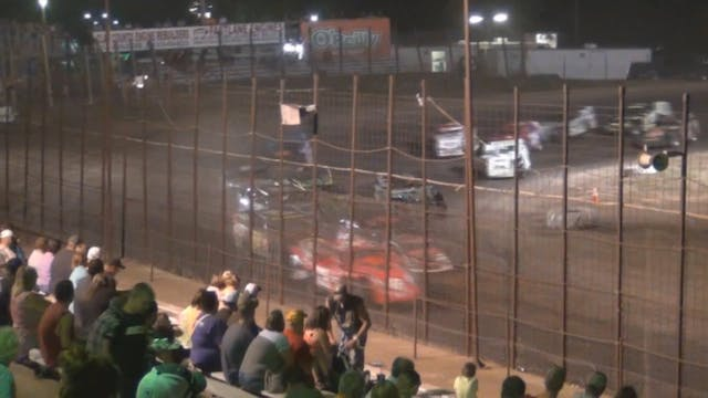 USRA Modified A-Main I-35 Speedway 6/...