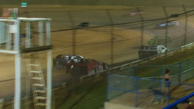 Mega 100 A-Main Tyler County Speedway 7/9/16