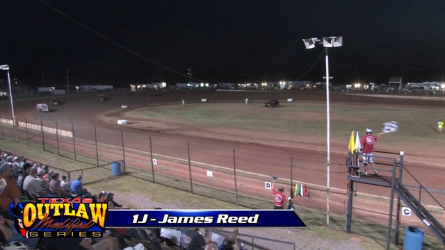 TOMS Heats Lawton Speedway 7/16/16