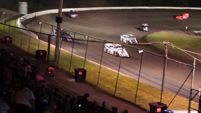 USRA Modified A-Main Mississippi Thunder Speedway 7/4/19