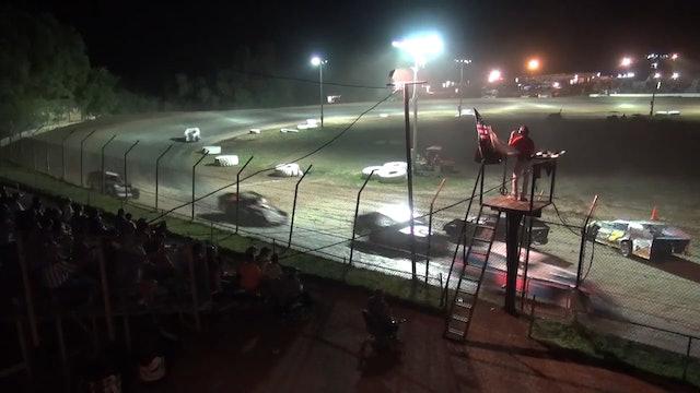 USRA B-Mod A Main Central Missouri Speedway 6/30/18
