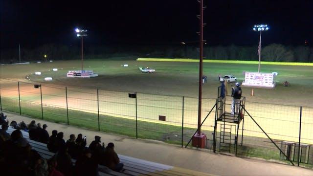 USRA Limited Mod Heats Big O Speedway...