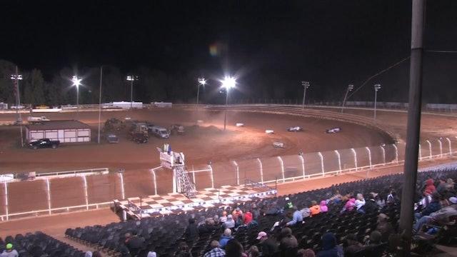 Modified Heats Lonestar Speedway 11/12/16