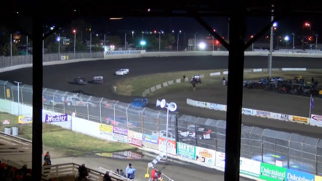 Wissota 100 Super Stock A-Main 9/16/17