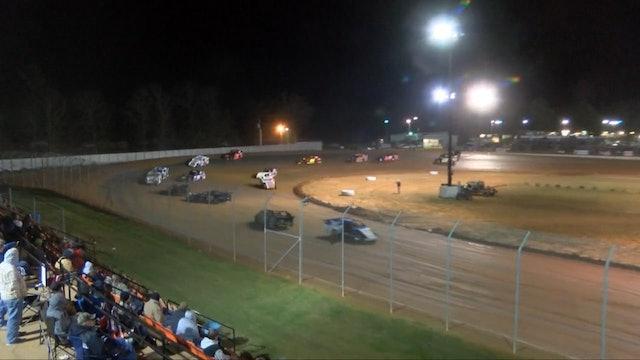 Limited Mod A Main Ark-La-Tex Speedway 3/3/17