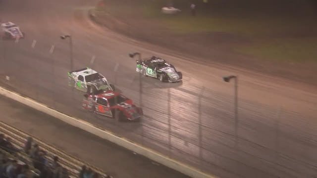 USMTS Lakeside Speedway Feature 04/11/14