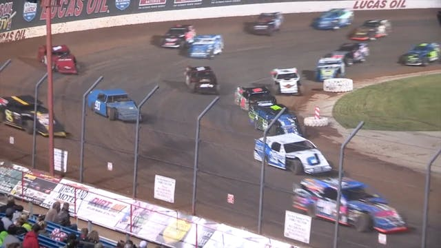USRA Modified A Main Lucas Oil Speedw...