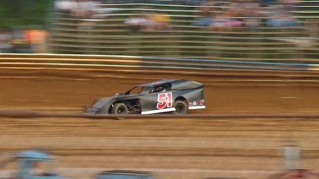Mega Heats Tyler County Speedway 7/7/16