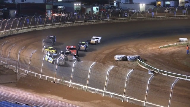 3rd Annual Armadillo Nationals Modified B-Main 2015