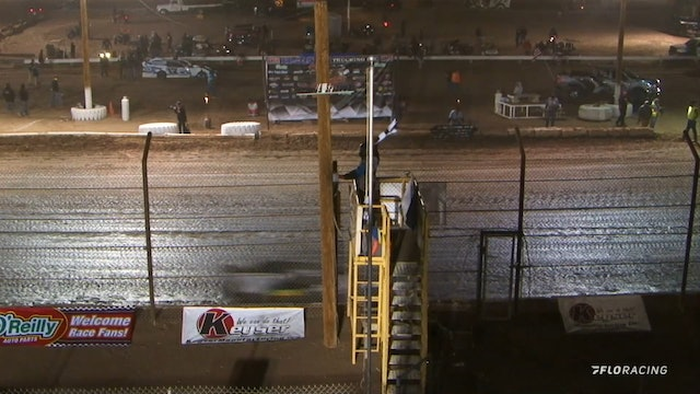 Wild West Shootout Modified A-Main Arizona Speedway 1/13/21