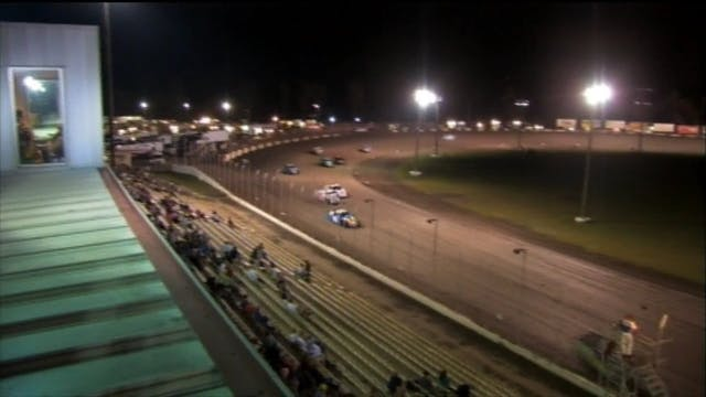 USMTS Heats Lakeside Speedway 10/2/13