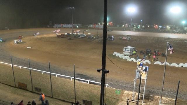 IMCA Mods at I-30 Speedway A Feature 3-24-18