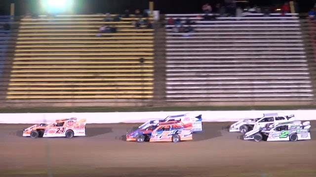 Wissota 100 Modified Qualifier I-94 Speedway 9/11/19